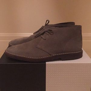 Unisex 1990 MacAlister boot in suede